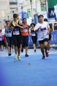 První závod na 5 km